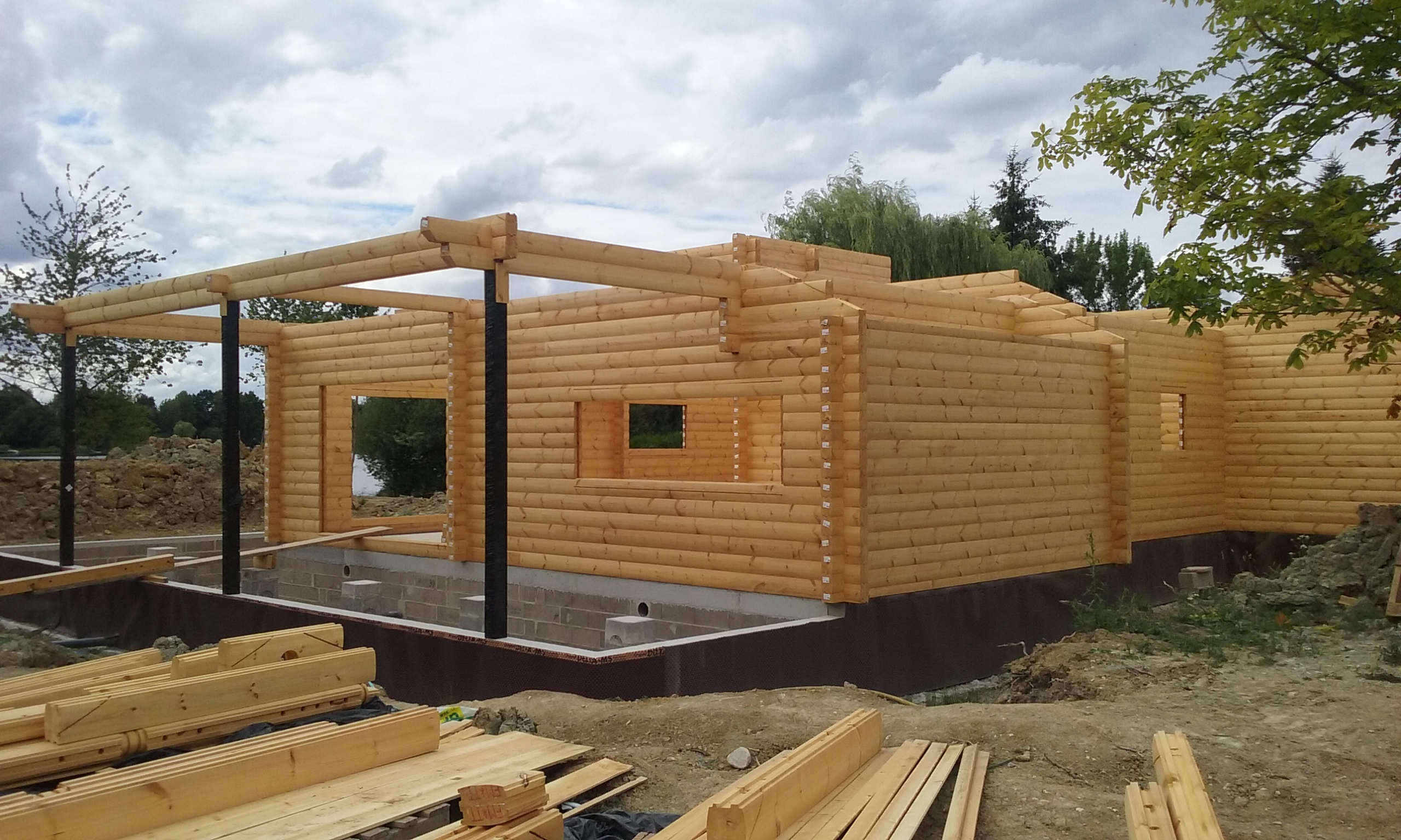 Maison En Bois Moselle conseils maison et chalet en bois - sensation bois