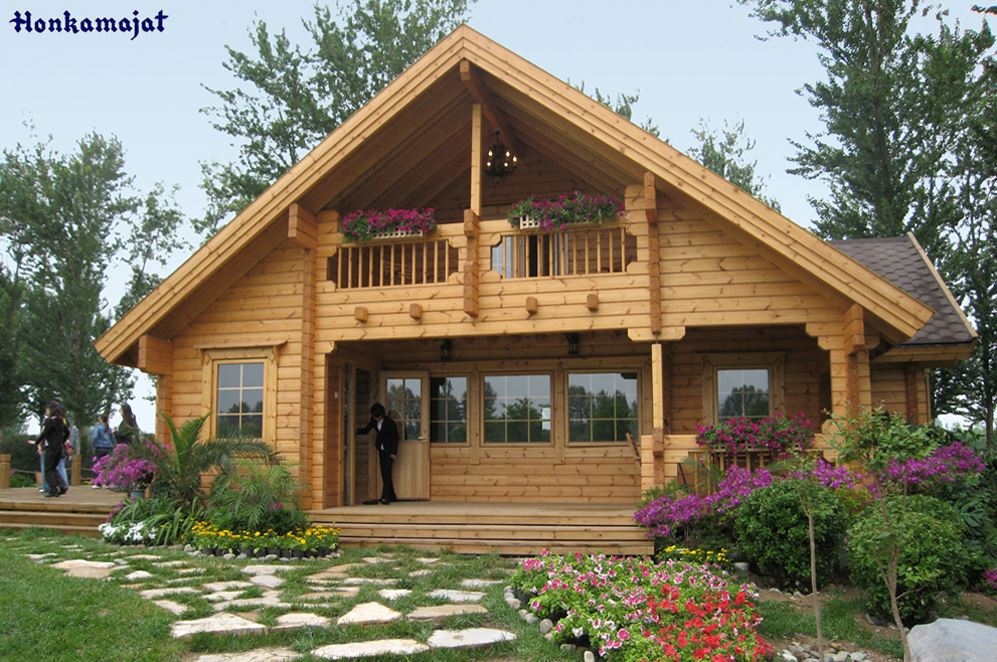 kit chalet en bois autconstruction