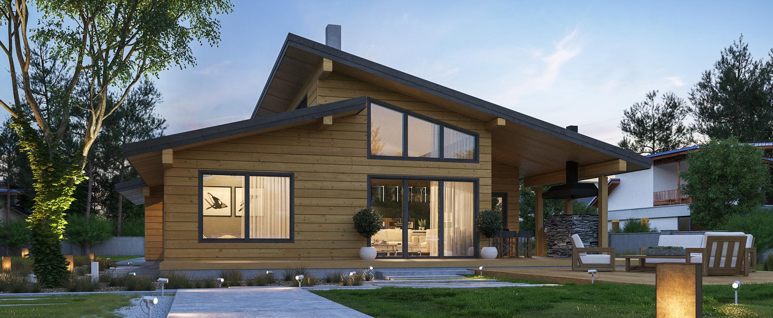 100 Fantastique Idées Constructeur Maison En Bois Bourgogne